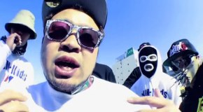 "Old School Hip hop from Cypress Ueno and Robert Oshino- ""Bukkamasu"" MV"