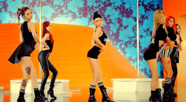 Kpop highlight after school first love mv neaux clicked on it - After school nana first love ...