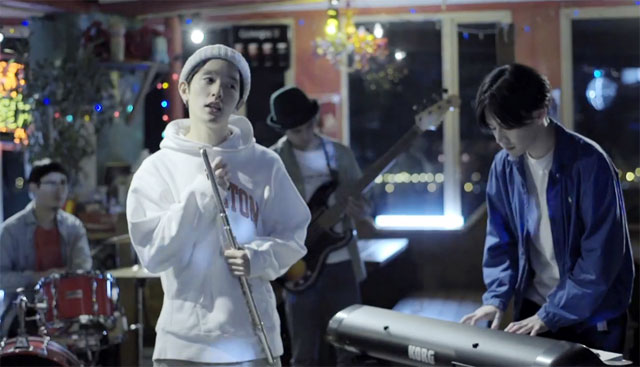 """Check out the flautist in cero's  """"Orphans"""" MV"""