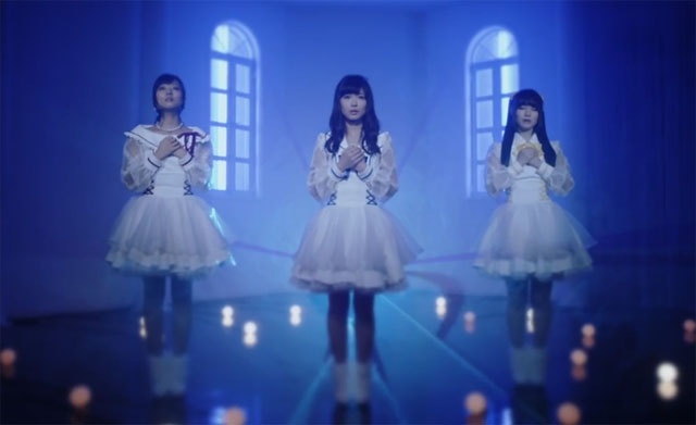 "Video Pantsu: Trident- ""Blue Snow"" MV short"
