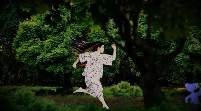 Video Pantsu Ando Yuko Mori No Kuma San Mv Youtube
