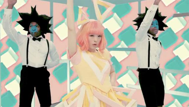 "Video Pantsu: Kyary Pamyu Pamyu- ""Mondai Girl"" MV short"