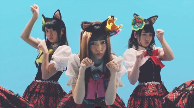 """Video Pantsu: NyaKB with TsuchinokoPanda- """"Idol wa Unyanya no Ken"""" MV"""