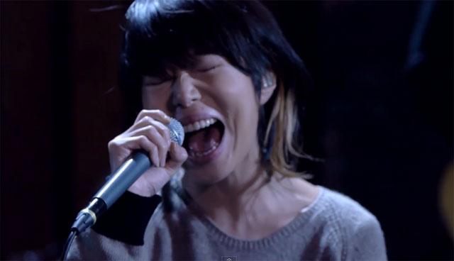 "Salyu- ""Kanata"" (studio live version)"