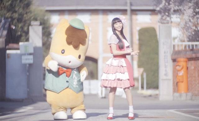 """Video Pantsu: Yufu Terashima- """"Fuhehehehehehehe Dai Sakusen"""" MV short"""