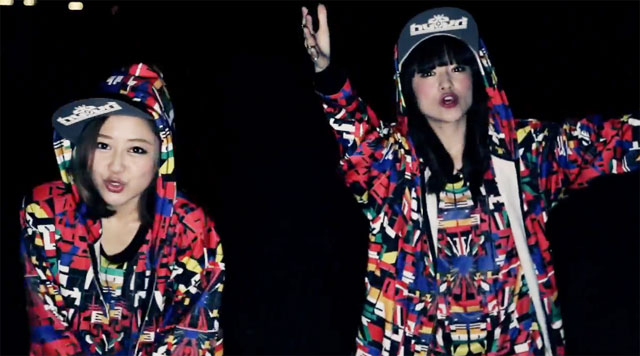 """hy4_4yh love to love you in """"Love Genome"""" MV"""