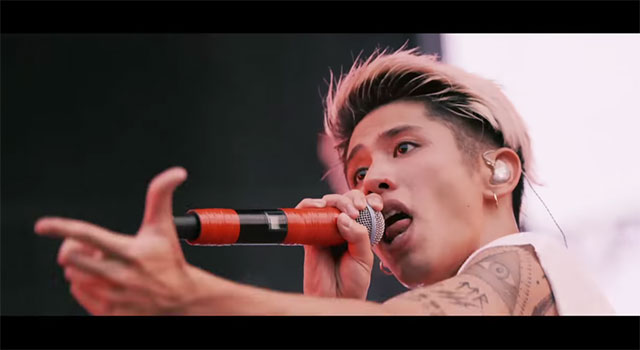 """ONE OK ROCK- """"Taking Off"""" Official Video from Nagisaen"""