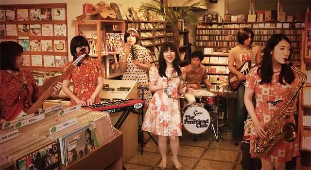 "The Pen Friend Club- ""Futari no Yuhi Line"" MV – neaux clicked-on-it"